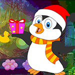 Games4King Surprised Penguin Escape Walkthrough