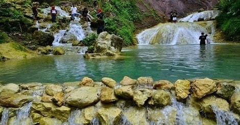 Air Terjun Kembang Soka Yogyakarta
