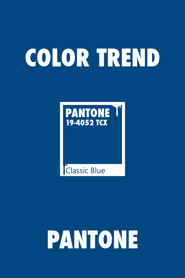 Color Trend in 2020