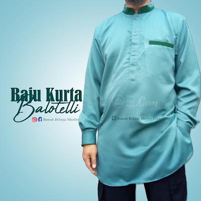 Baju Koko Pakistan Balotelli