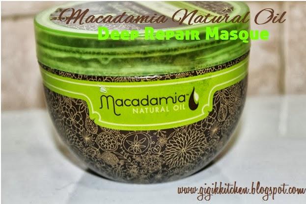 Macadamia Natural Oil Deep Repair Mask Review