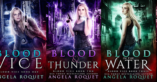 """Blood Vice"" is on #Sale for just #99cents! #UrbanFantasy #Vampires"