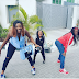 Tuface Idibia's 3-year-old daughter accuses his wife of loving her elder sister more (video)