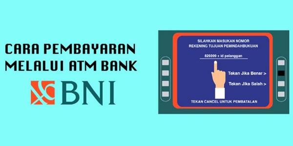 Begini cara pembayaran Traveloka via ATM BNI Cara Pembayaran Traveloka via ATM BNI ( 3 Langkah )