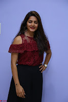 Pavani Gangireddy in Cute Black Skirt Maroon Top at 9 Movie Teaser Launch 5th May 2017  Exclusive 063.JPG