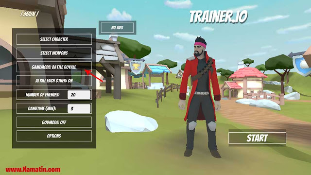 cheat fortnite oflline trainer io