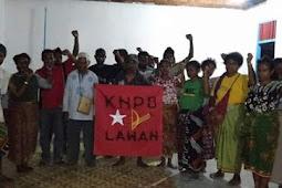 5 Aktivis Dipulangkan; Ada 3 Unsur Pemaksaan; KNPB Pakpak Diminta Bongkar Papan Nama Kantor dan Lepas Tiang Bendera