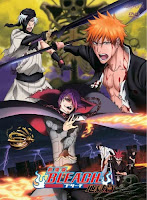 Les adaptations animées de Bleach Hell Verse 2010 2012 France Japon adaptation live film 2018 série oavs tite kubo manga fade to black 2088 2011 kaze pierrot tv tokyo the diamond dust rebellion 2007 memories of nobody 2006 2009 in the rain sealed sword frenzy 2004 fullbring 366 episodes 16 saisons bdocube