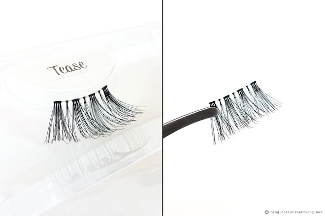 SocialEyes - Let Your Eyes Do The Talking. SocialEyes Tease Lashes Review for Monolids.