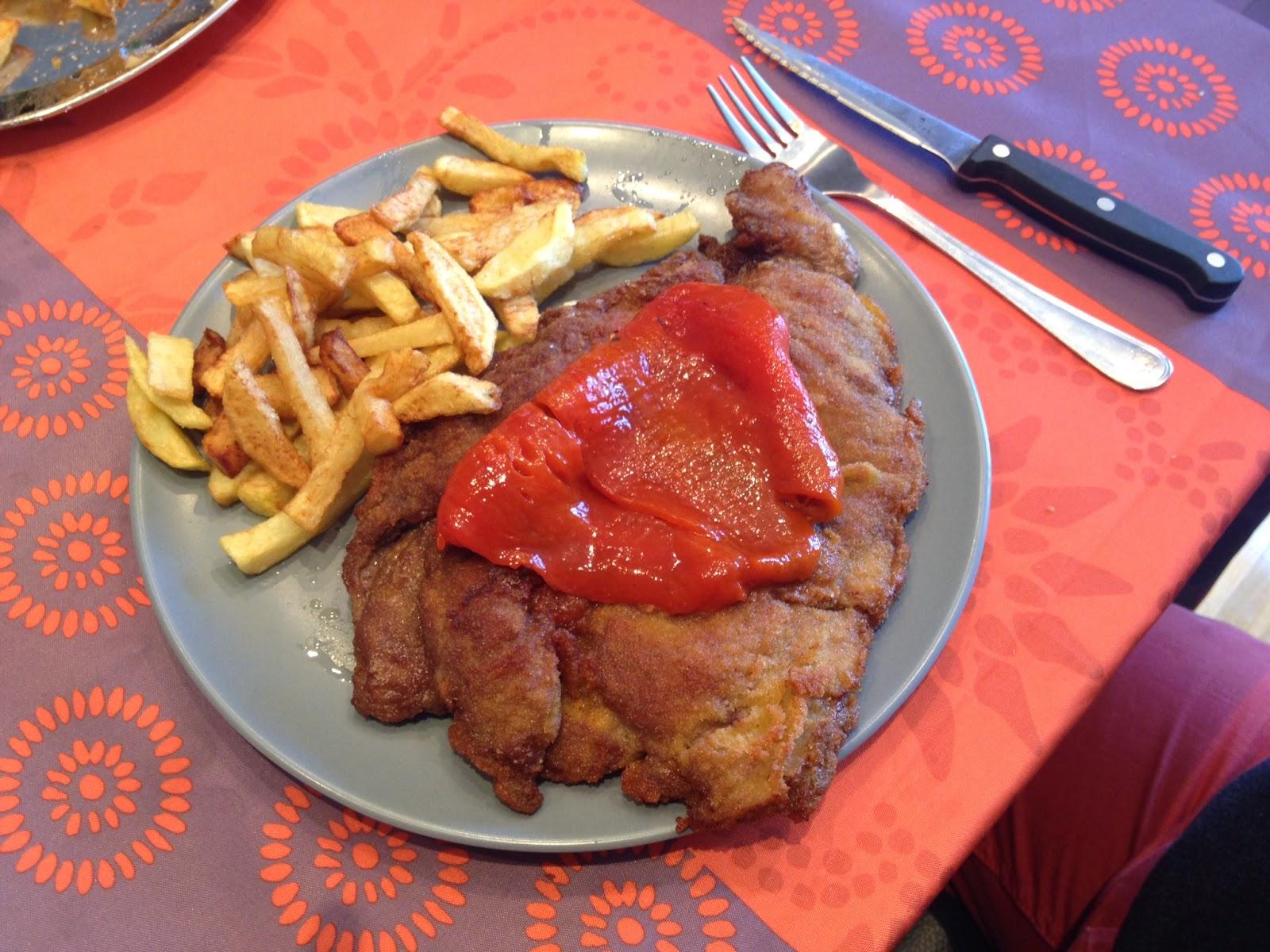 Cocina con rachel cachopo de ternera asturiana - Racholas cocina ...
