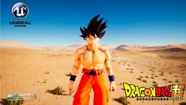 Dragon Ball Unreal