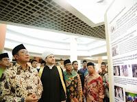 Menag Buka Pameran Tradisi Islam Rusia di Museum Bayt Al-Qur'an TMII