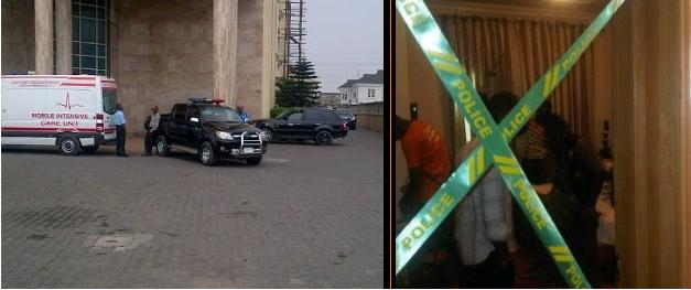 unn student found dead in lagos hotel room