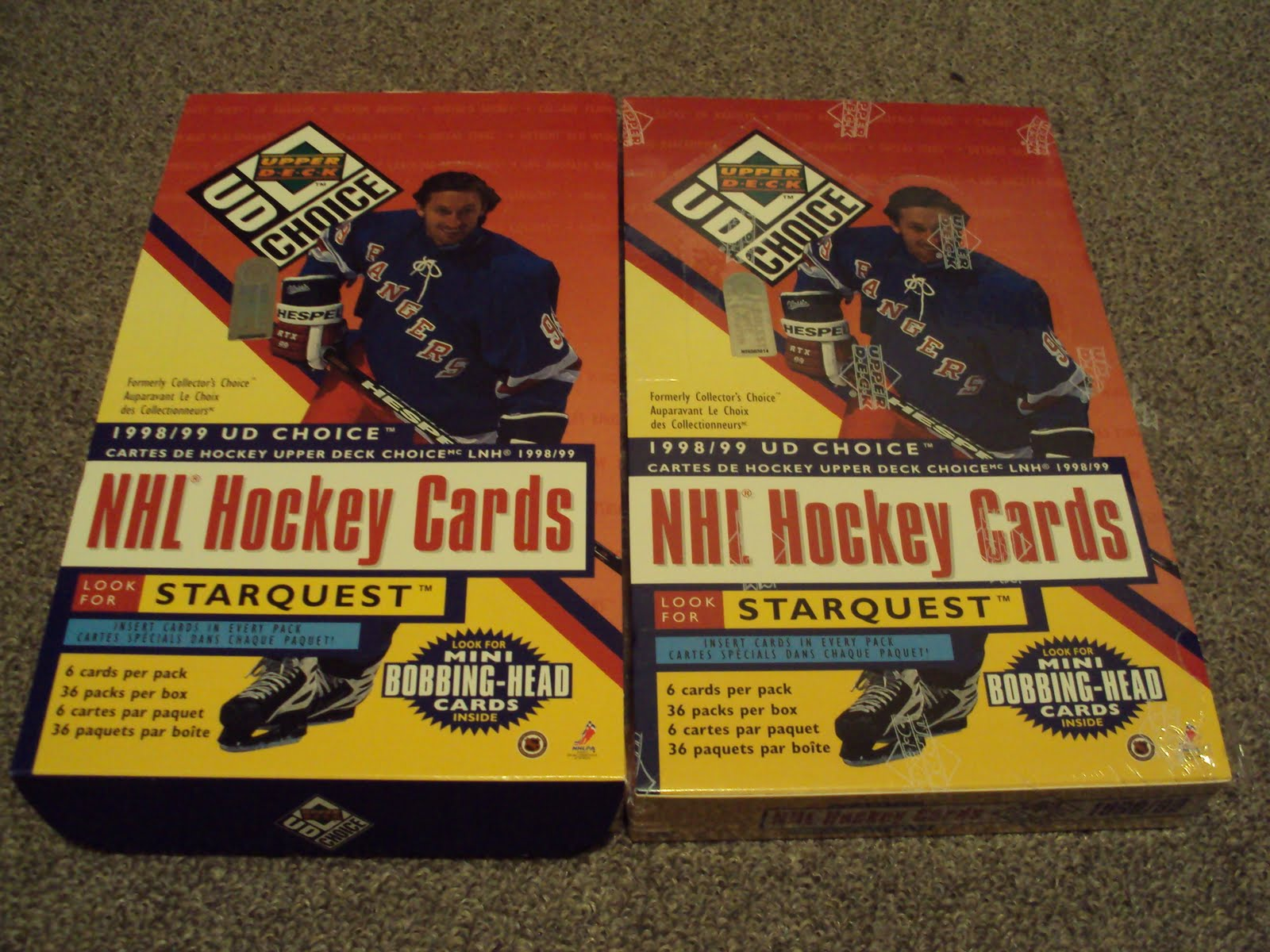 16ffb173c9c Cards From The Crease - A Hockey Card Blog  1998-99 Upper Deck ...