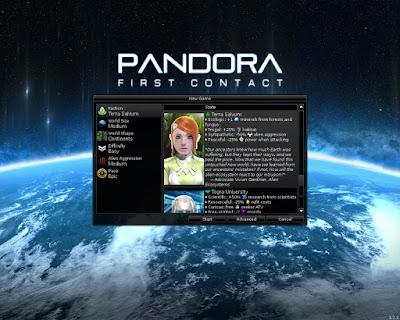 Pandora: First Contact Game Screenshots 2014