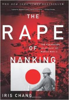 RAPE OF NANKING iris chang book