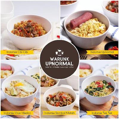 Kuliner Indonesia - Warunk Upnormal