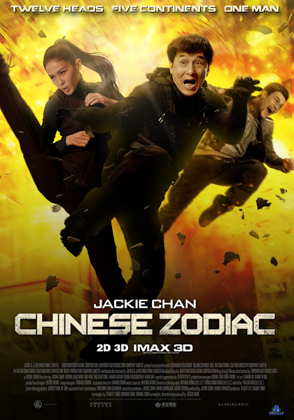 Poster Of Chinese Zodiac 2012 720p English BRRip Full Movie Download