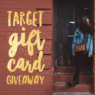 Enter the $200 Target Insta Giveaway. Ends 6/2. Open WW