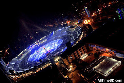 ICC World Cup 2011 opening ceremony live streaming watch live from Dhaka