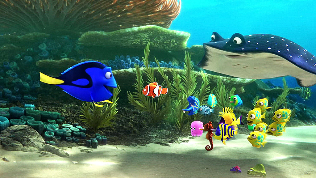 Review filem Finding Dory 2016