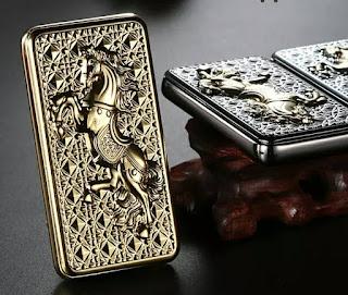Bật lửa điện - Mã sp : B02 Ngựa vàng
