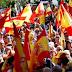 Ribuan Massa Berujnjuk Rasa Menuntut PM Spanyol Mundur