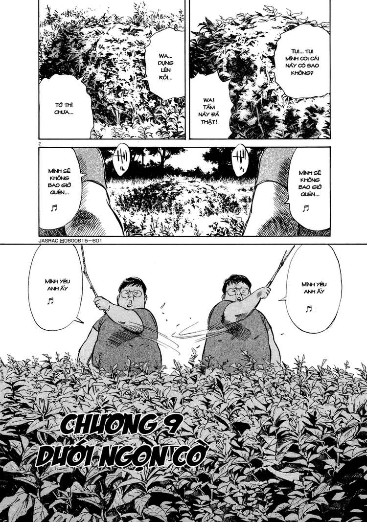 20th Century Boys chapter 234 trang 5
