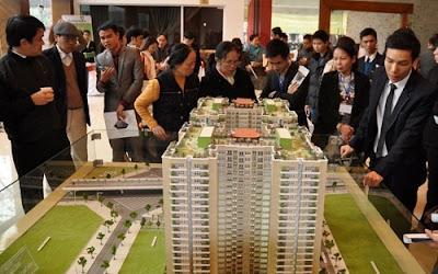 Nhà đất Hà Nội giảm cả giao dịch và giá bán