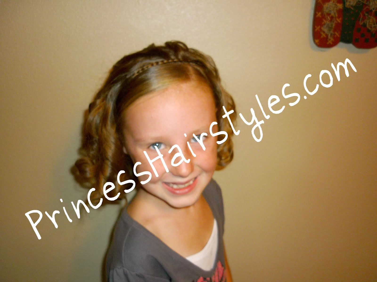 Hope you enjoyed our easy and quick hairstyle tutorial for short hair . 1600 x 1200.Hairstyles For Girls Ages 12 13