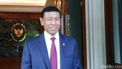 Menko Polhukam Tegaskan Pentingnya Perubahan TV Analog ke Digital - Info Presiden Jokowi Dan Pemerintah