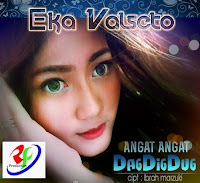 Lirik Lagu Eka Valseto Angat Angat Dag Dig Dug