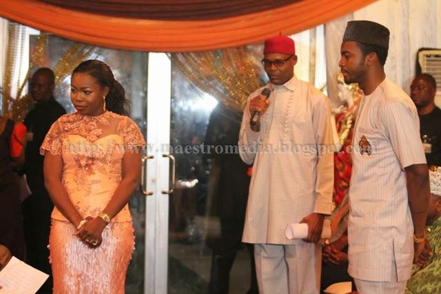 president jonathan daughter wedding