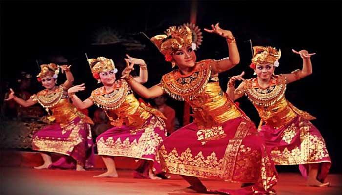 Tari Wiranata, Tarian Tradisional Dari Bali