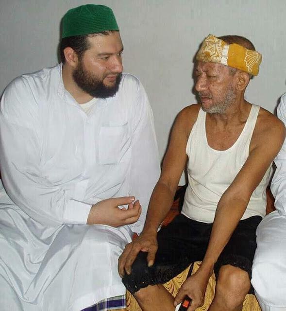 Sosok yang Mengapit Ra Lilur, Ternyata Mufti Australia, Begini Kisahnya