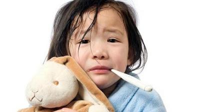 Difteri Anak