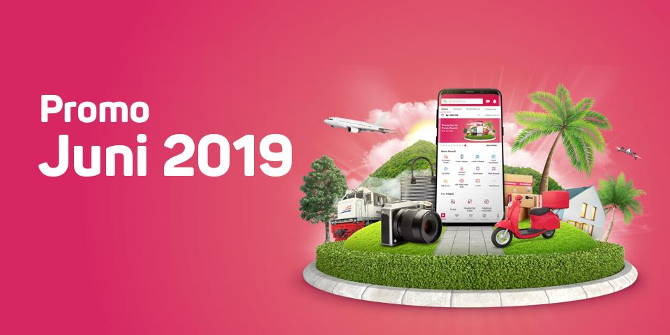 Daftar Lengkap Promo Bukalapak Juni Terbaru 2019