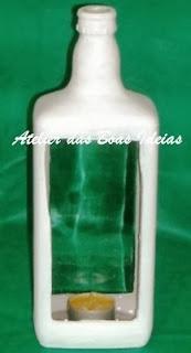 lanterna garrafa