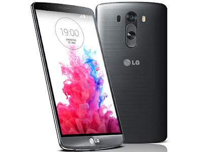Unlock LG G3 Nhật Bản