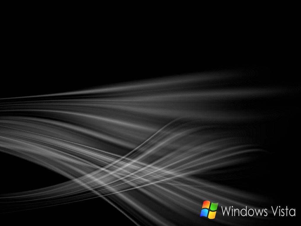 black wallpaper vista, vista black wallpaper download, windows vista wallpaper black, vista black desktop wallpaper,