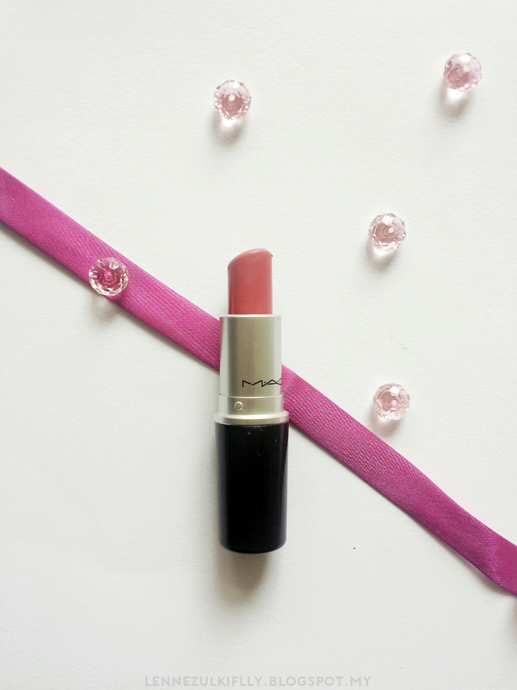 M.A.C 'Please Me' Matte Lipstick | Lenne Zulkiflly