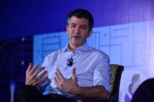 Uber CEO, Travis Kalanick, Back Off After Urged Shareholder