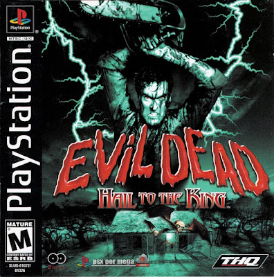 descargar evil dead hail to the king psx mega