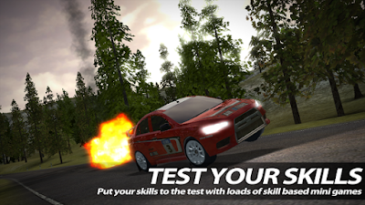 Rush Rally 2 v1.55 Mod Apk (Unlocked) Terbaru