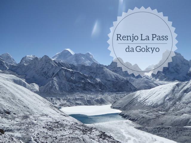 Il Renjo La Pass trek da Gokyo a Namche Bazar