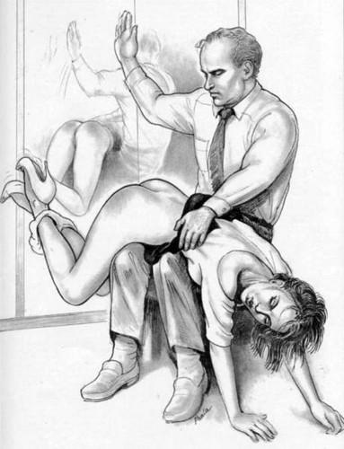Submissive slut fucking