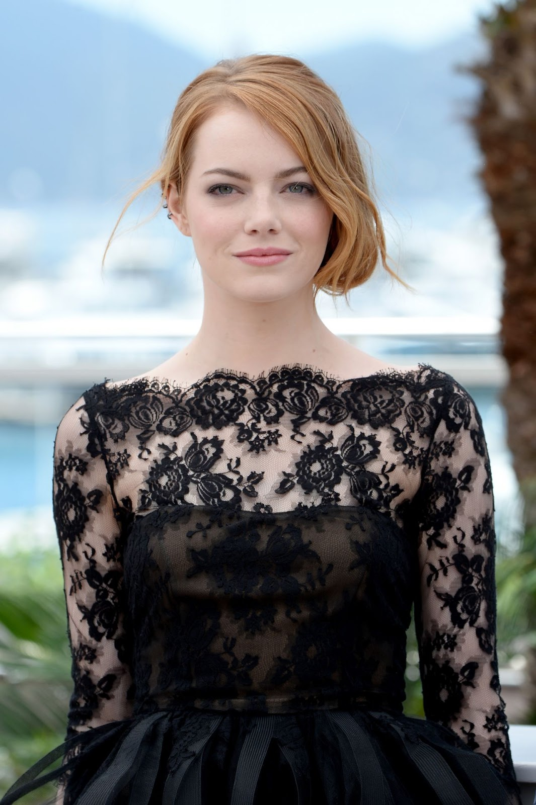 HQ Photos of Emma Stone Irrational Man Photocall 2015 Cannes Film Festival