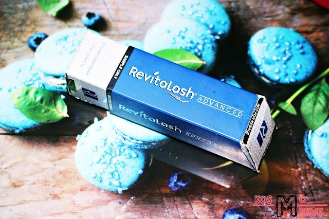 RevitaLash® Advanced, odżywka do rzęs | Efekty działania.