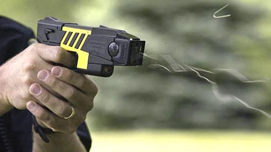 Arma de choque - ElectricTeaser