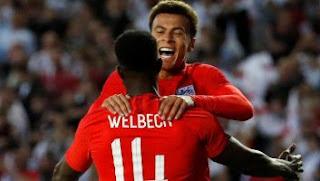 Inggris vs Kosta Rika 2-0 Highlights